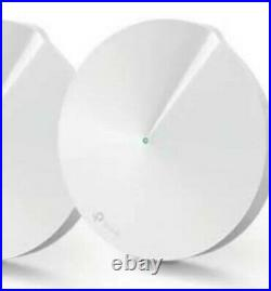 1 x TP-Link Deco M9 Plus AC2200 Smart Home Mesh Wi-Fi System Whole Home Wifi