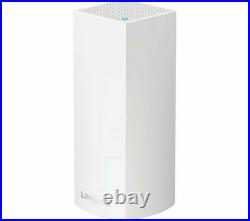 4 X Linksys Velop Whole Home Intelligent Mesh Tri-Band Wi-Fi System (WHW0301)