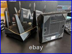 ASUS RT-AX92U AX6100 Home WiFi 6 Tri-Band Mesh System Router 2 Pack