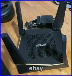 ASUS RT-AX92U AX6100 Tri-Band Gigabit Router. Whole Home Mesh Wi-Fi System