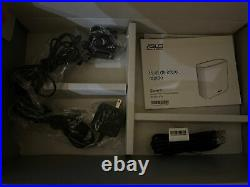 ASUS ZenWiFi AX Whole-Home Tri-band Mesh WiFi 6 System (XT8) 2 pack