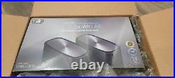 ASUS ZenWiFi AX Whole-Home Tri-band Mesh WiFi 6 System (XT8) 2 pack, Coverage