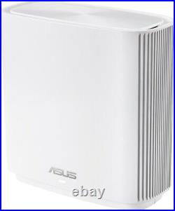 ASUS ZenWifi AC (CT8) Whole-Home Tri-band Mesh System with WiFi 5, Single Unit