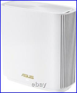 ASUS ZenWifi AX (XT8) Whole-Home Tri-band Mesh System with WiFi 6, Single Unit