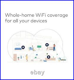 Amazon Eero Mesh WiFi Network System Router 3-Pack Whole Home Coverage NEW