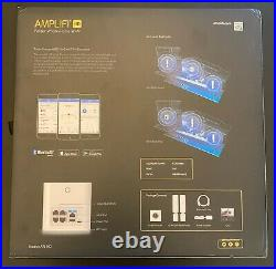 AmpliFi AFI-HD High-Density Home Wi-Fi System with 2 Mesh Point 802.11ac Router