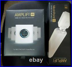 AmpliFi HD Home 802.11ac Wi-Fi System Router with Mesh Point