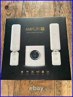 Amplifi HD Mesh Home WiFi System 2 x Routers + 2 X Mesh Points Great Product