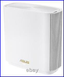 Asus ZenWiFi AX (XT8) AX6600 Whole Home Mesh WiFi 6 System White (1-Pack)