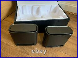 BOXED Asus ZenWiFi AX (XT8) AX6600 Whole Home Mesh WiFi 6 System Black 2-Pack