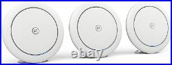 BT Premium Whole Home Wi-Fi, Pack of 3 Discs, Mesh Wi-Fi for Seamless, Speedy In