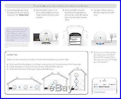 BT Whole Home Wi-Fi Mesh Wi-Fi Seamless Speedy Connection Easy Set Up