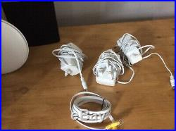 BT Whole Home Wifi 3 Discs set, Excellent Condition Full AC MESH WiFi system