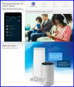CHEAPEST SEALED 2 PACK LINKSYS VELOP TRIBAND Whole home Mesh AC4400 WiFi Router