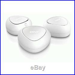 D-Link COVR Whole Home WiFi Mesh System Dual Band, 3-Pack Coverage up to 5000 s