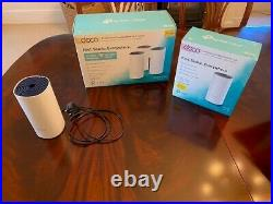 Deco TP-LINK AC1200 Whole Home Mesh Wi-Fi System 5 Pack