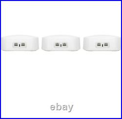 Eero Pro 6 tri-band mesh Wi-Fi 6 system with built-in Zigbee smart home (3-pack)