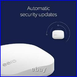 Eero Pro Mesh Wi-Fi Router (3-Pack) Latest Version for homes up to 560sqm NEW