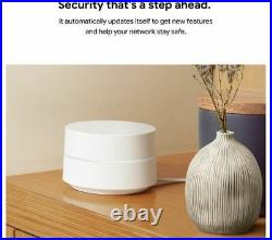GOOGLE WiFi Mesh Whole Home System Triple Pack Currys