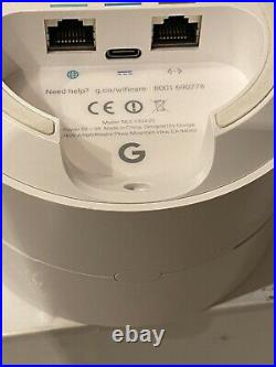 Google Mesh WiFi Home Coverage System 3-Pack AC-1304 Router Network WHITE