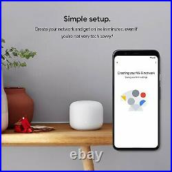 Google Wi-Fi Nest Router Mesh Wifi Home System