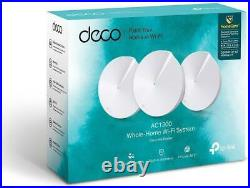 (Grade A) TP-Link Deco M5 Whole Home Mesh Wi-Fi System (3-pack) AC1300
