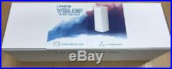 LINKSYS VELOP TRI-BAND WHW0301 AC2200 1PK Home Mesh Wi-Fi Extender NEW&SEALED