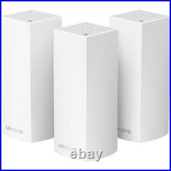 Linksys VELOP Tri-Band Intelligent Whole Home Mesh Wi-Fi System (3-Pack) AC6600