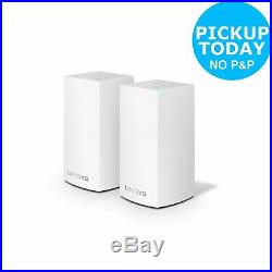 Linksys Velop AC2600 Whole Home Mesh Wi-Fi System 2-Pack
