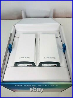 Linksys Velop AC4600 Whole Home Intelligent Mesh WiFi System, 3 Pack