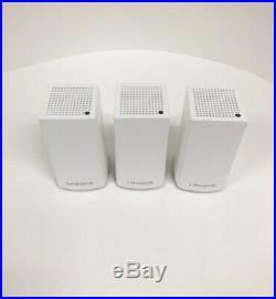 Linksys Velop Dual-Band AC1300 Whole Home Wifi Intelligent Mesh System 3-Pack
