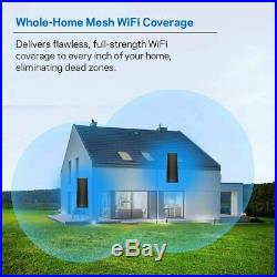 Linksys Velop Tri-Band Home Mesh WiFi System WiFi Router/WiFi Extender for