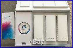 Linksys Velop Tri-band Ac6600 Mesh Whole Home Wifi System 3 Nodes