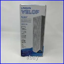 Linksys Velop Whole Home Wi-Fi Tri-Band AC6600 WHW03 3 Pack Node Mesh System