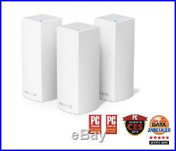 Linksys WHW0303 Velop Whole Home Mesh Wi-Fi System EU
