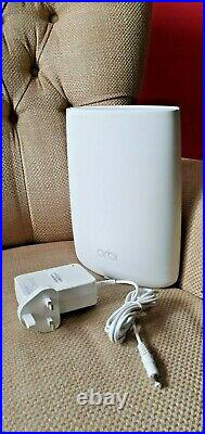 NETGEAR ORBI RBS50 Home Mesh WiFi Satellite AC3000 Up to 3Gbps Adds 2,000 sq ft