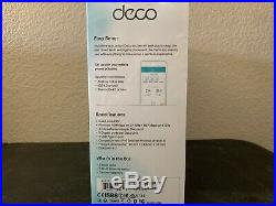 NEW TP-Link Deco M5 Router, AC1300 Dual Band Whole-Home Mesh Wi-Fi System(3-Pack)