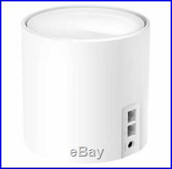 Router TP-Link Deco X60 WiFi 6 AX3000 Whole Home Mesh System OFDMA and MU-MIMO
