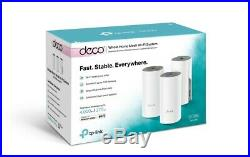 TP-LINK DECO E4 Whole-Home Mesh WiFi System Dual-Band, 3 Pack