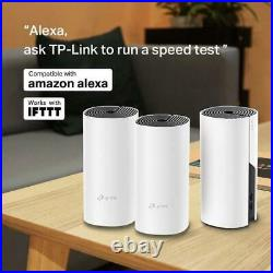 TP-LINK Deco AC1200 Whole Home Mesh Wi-Fi System (3 Pack) DECO M4(3-PACK)