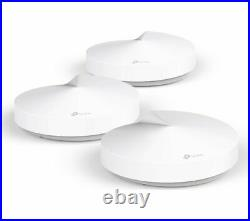 TP-LINK Deco M5 Whole Home WiFi Mesh System Network Router Triple Pack