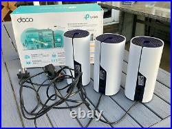 TP-LINK Deco P9 Whole Home AC1200 WiFi Mesh System with Powerline Technology