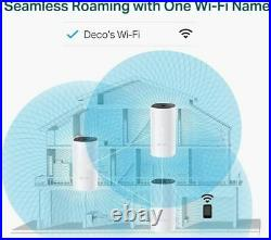 TP-LINK Deco P9 Whole Home WiFi Mesh System Network Router Triple Pack