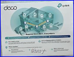 TP-LINK Deco X60 AX3000 Whole Home Mesh Wi-Fi 6 System Pack of 3 Routers