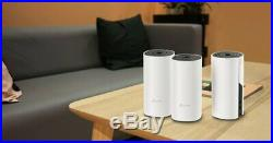 TP-Link 3x Pack Deco M4 Whole Home Mesh Dual-Band AC1200 Wi-Fi Wireless System