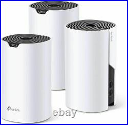 TP-Link AC1200 Deco S4 Whole Home Mesh WiFi Wireless Extender System 3 Units