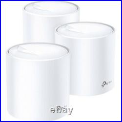 TP Link DECOX20(3-PACK) Ax1800 Whole Home Mesh Wi-fi System decox20(3pack)