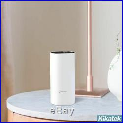 TP-Link Deco M4 Whole Home Mesh Wi-Fi AC1200 System LAN/WAN/USB (White) 3 Pack
