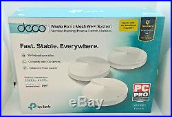 TP-Link Deco M5 Whole Home Mesh Wi-Fi -New and Sealed