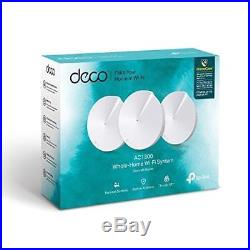 TP-Link Deco M5 Whole Home Mesh Wi-Fi System 4500 sq feet Coverage, Router and